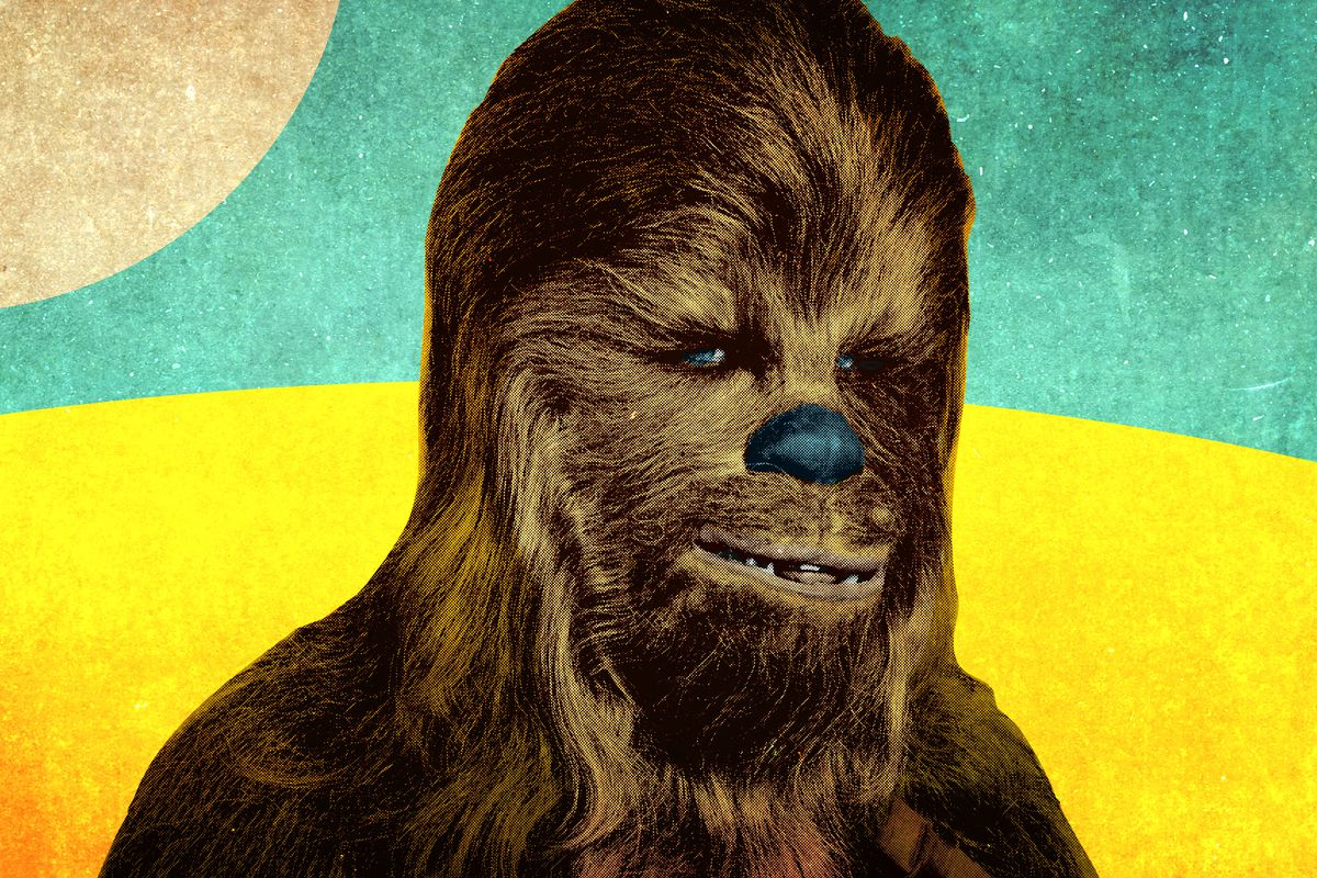 starting with solo a brief history of chewbacca in star wars