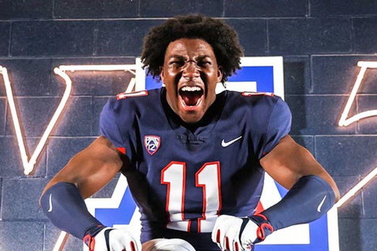 arizona-wildcats-sterling-lane-recruiting-2022-linebacker-california-oregon-michigan-analysis