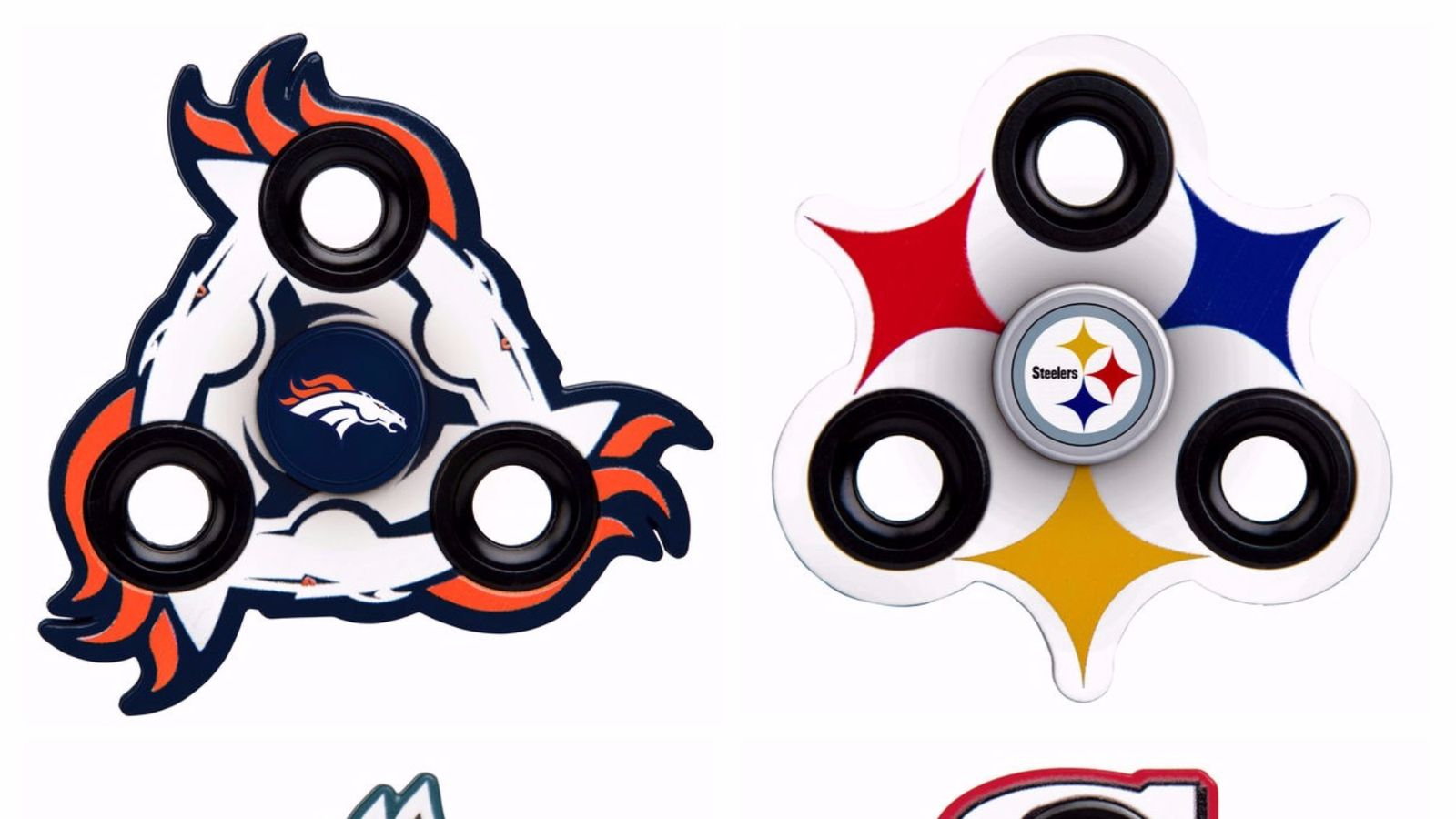 Ranking The Best And Worst Official Nfl Fidget Spinners