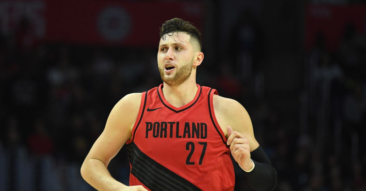 Nurkic a Potential