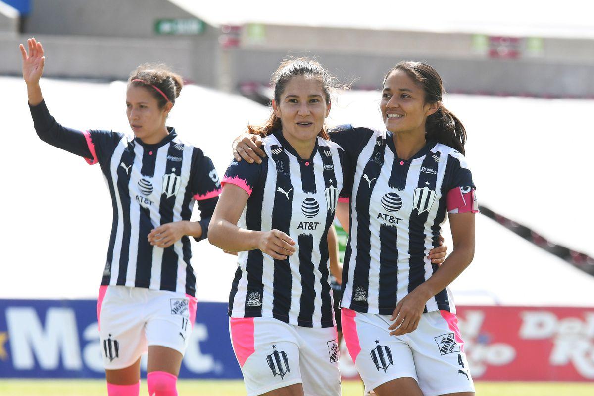 Juarez v Monterrey - Torneo Guard1anes 2020 Liga MX Femenil