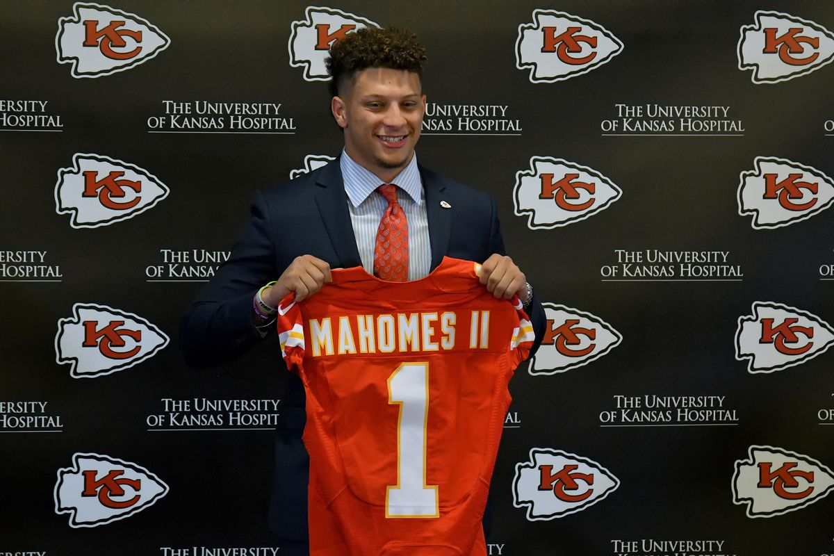a8bbdf1a Chiefs News: Mahomes graded the best pick of the 2017 draft ...
