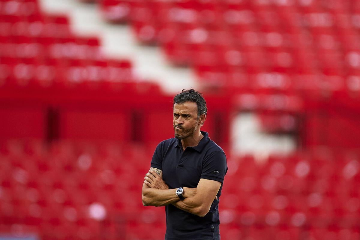 Sevilla FC vs FC Barcelona - Spanish Super Cup Final 1st Leg