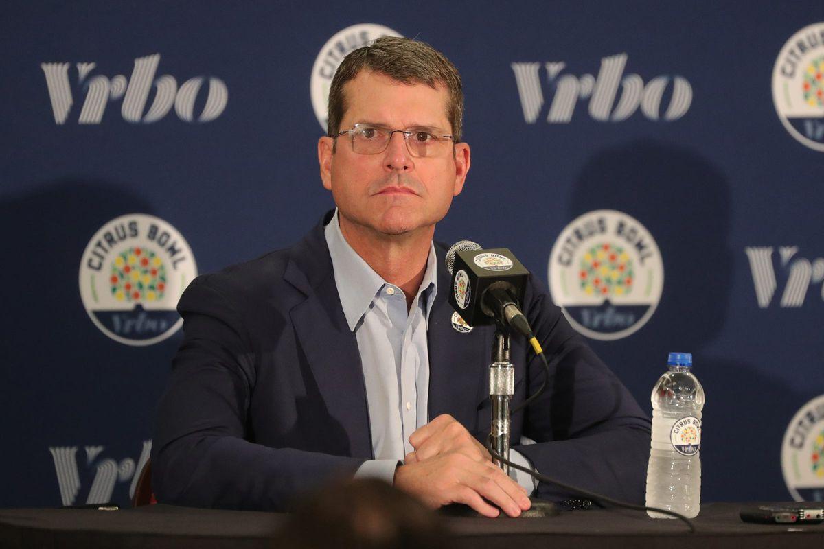 NCAA Football: Citrus Bowl-Press Conference