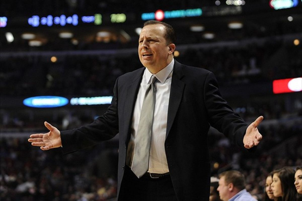 NBA Trade Rumors 2012: Bulls Head Coach Tom Thibodeau Says