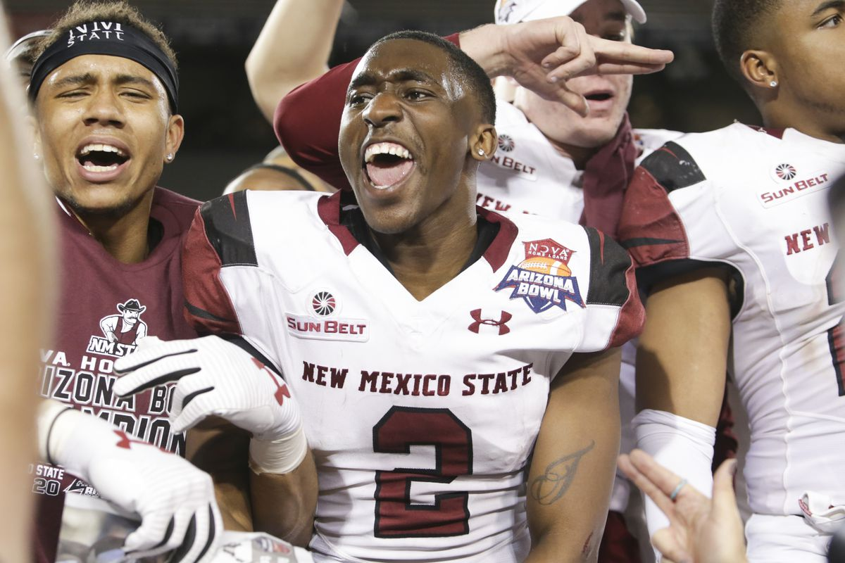 New Mexico State Football 2019 Position Previews: Wide Receivers