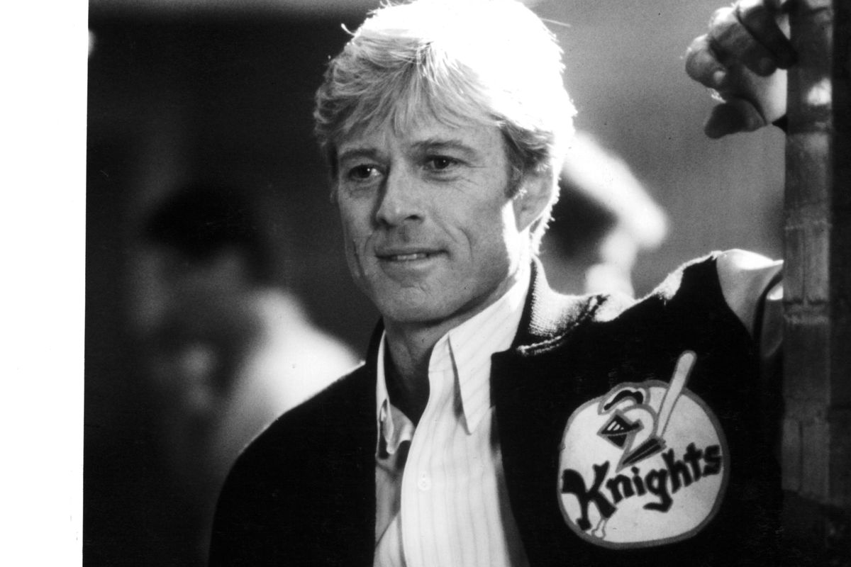 Robert Redford In 'The Natural'