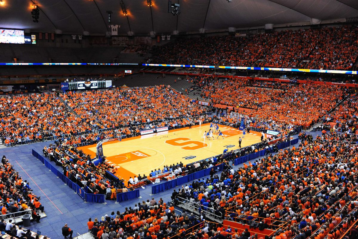 The Carrier Dome By Any Other Name Would Smell As Sweet But