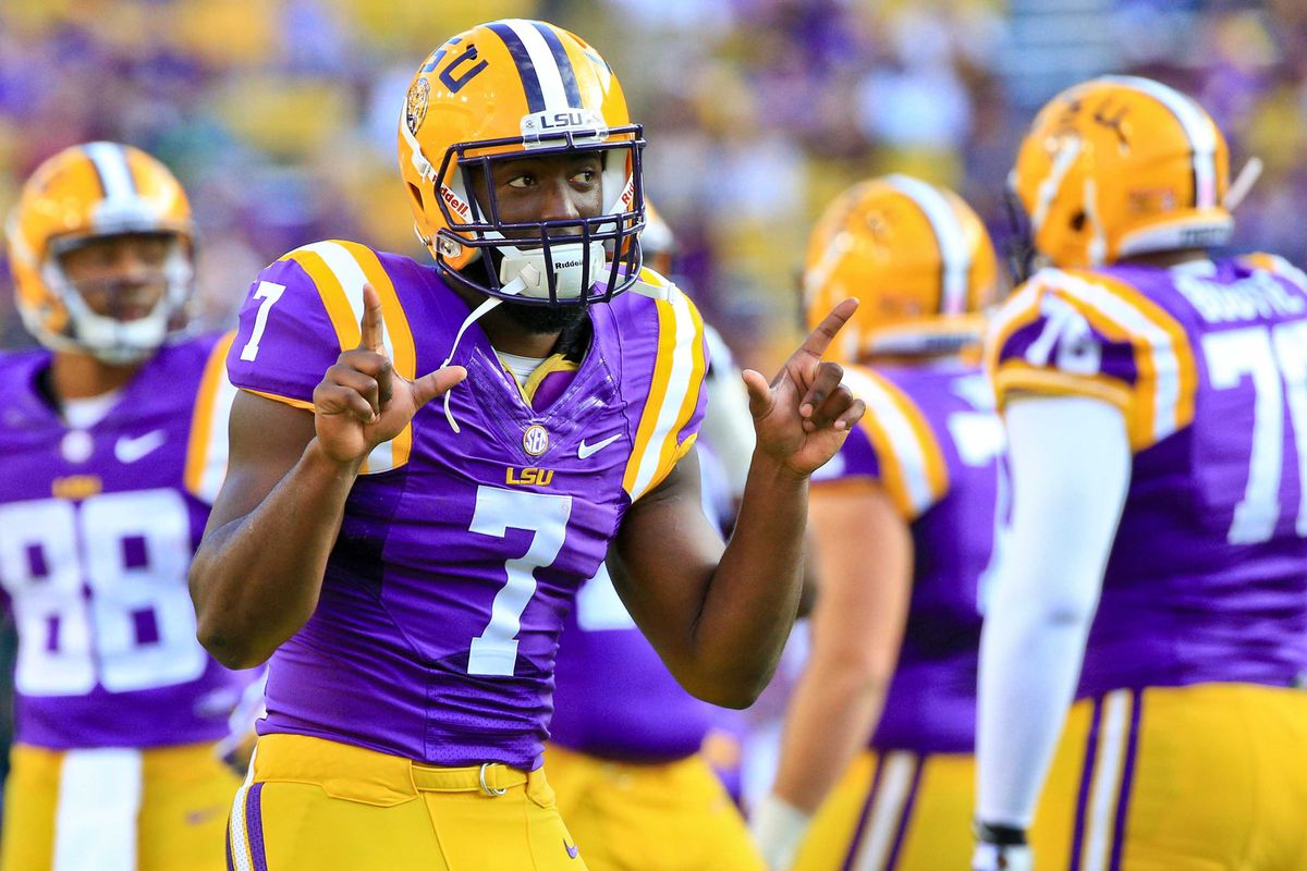 Fournette gives dance tips, too