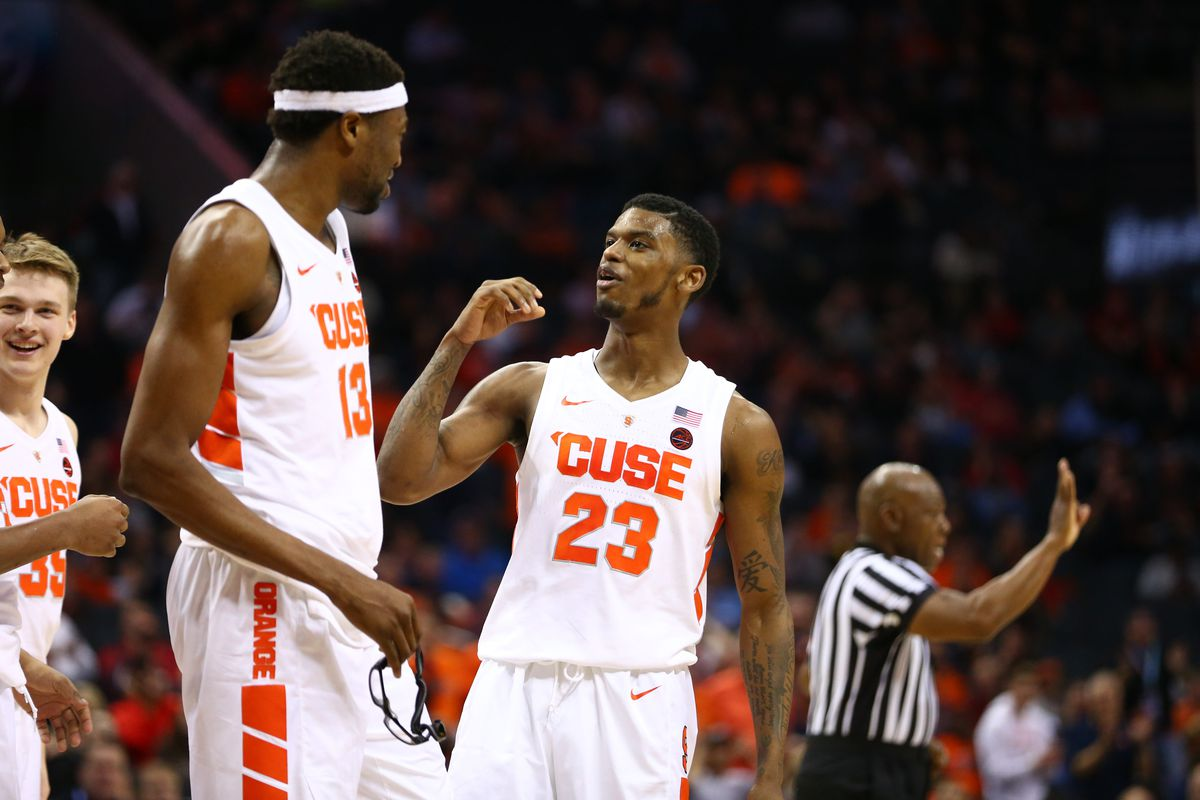 Syracuse Point Guard Frank Howard Suspended For Baylor