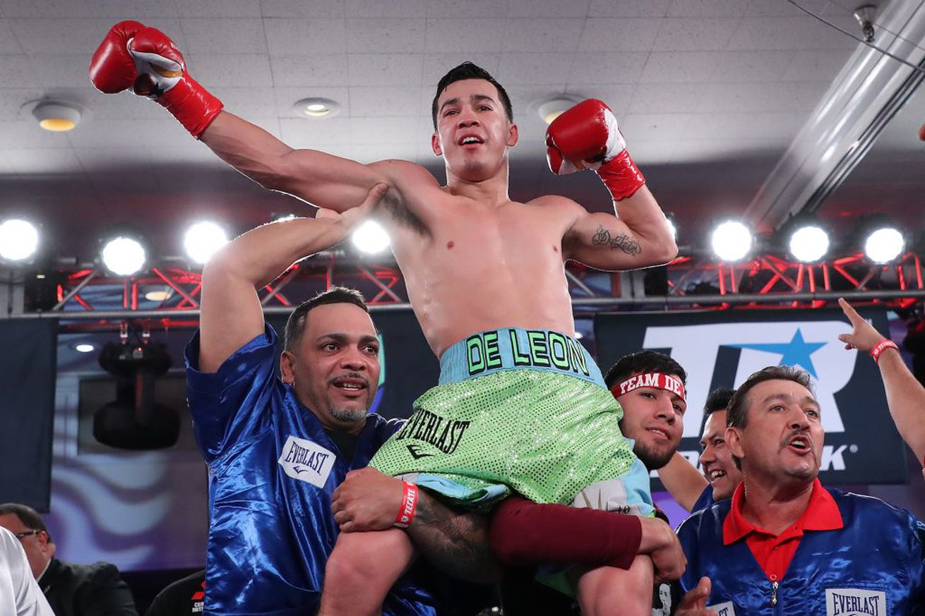 Erick De Leon Victory fightnight StudioCity 1024x699.0 - De Leon-Sosa set for July 19