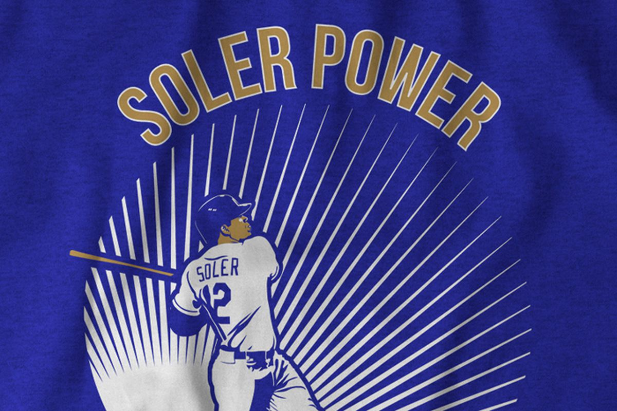 "save off f0cbd 28ebd Get your ""Soler Power"" t-shirt from BreakingT - Royals Review"