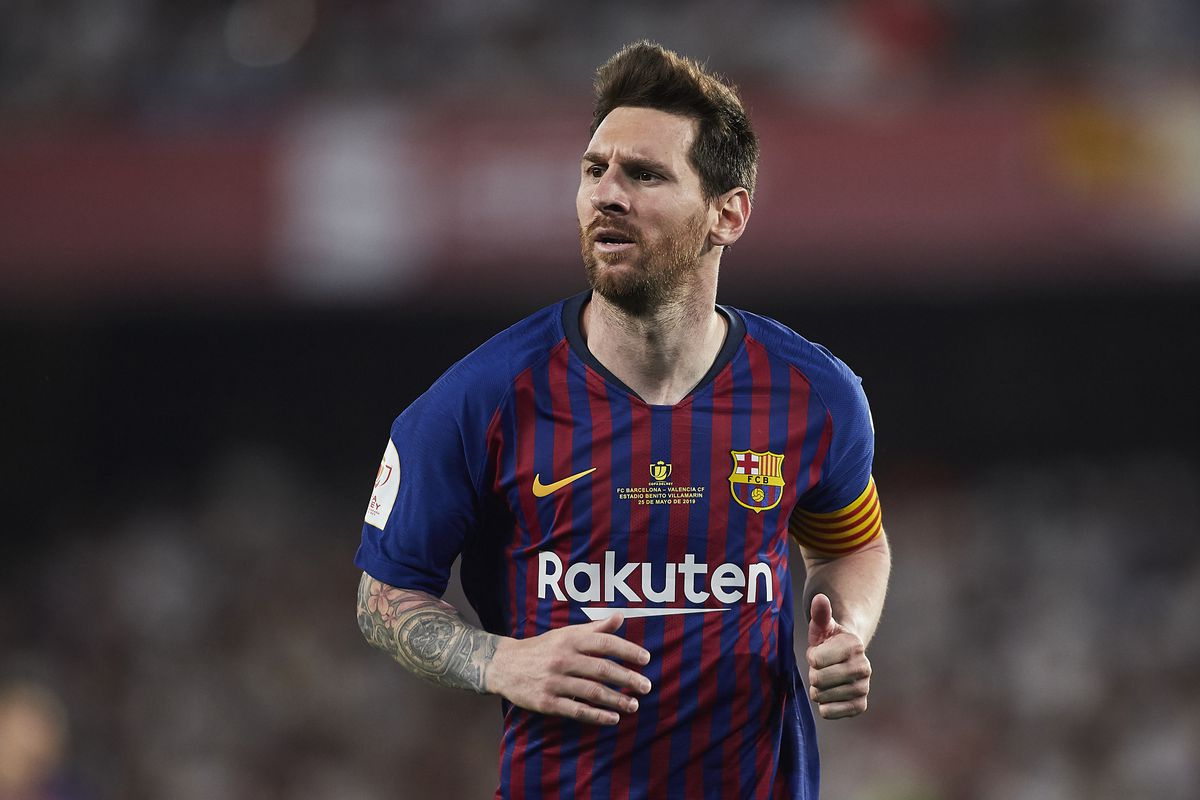 Lionel Messi up for 2018/19 UEFA Men's Player of the Year Award