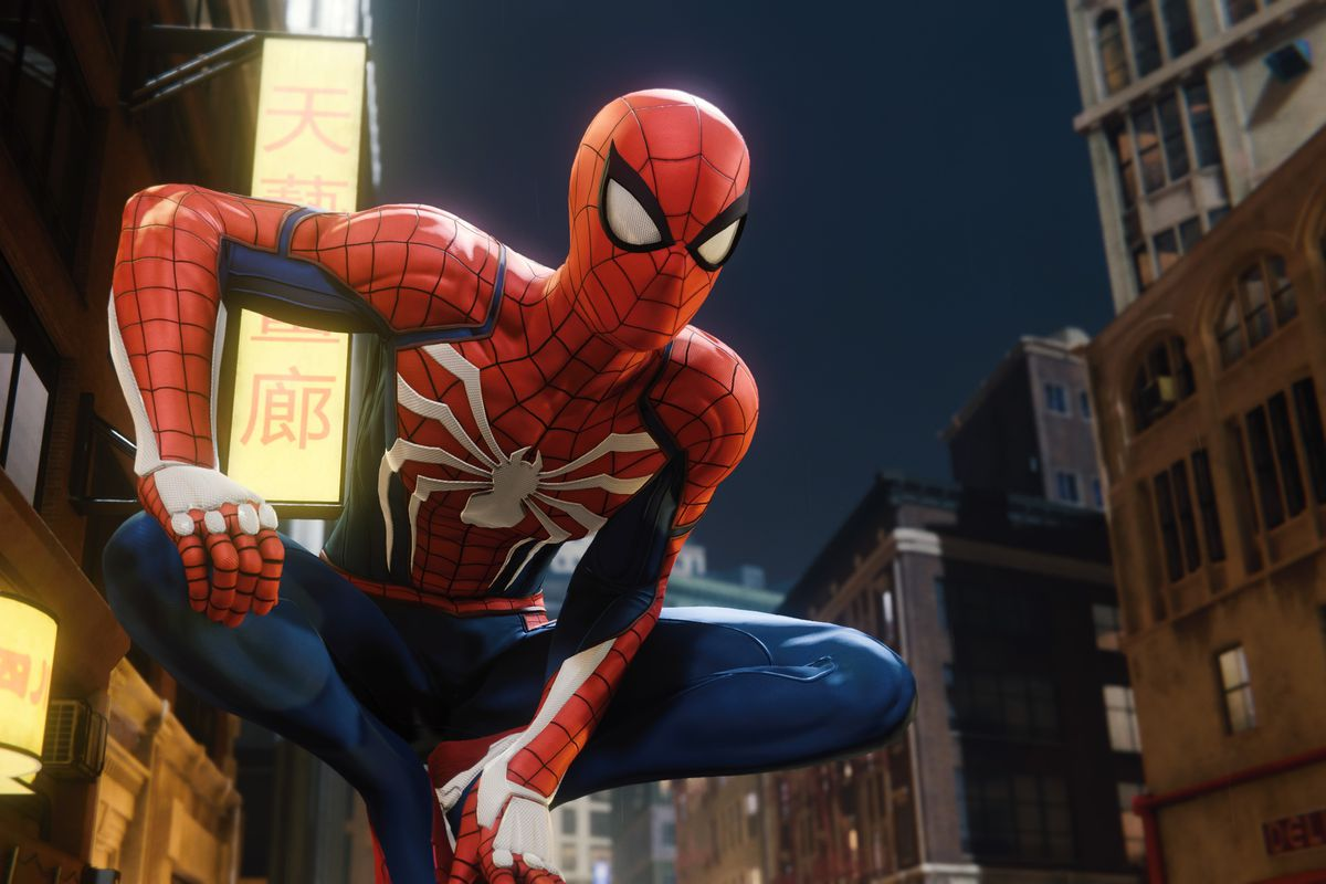 Spider Man Ps4 Guide Polygon