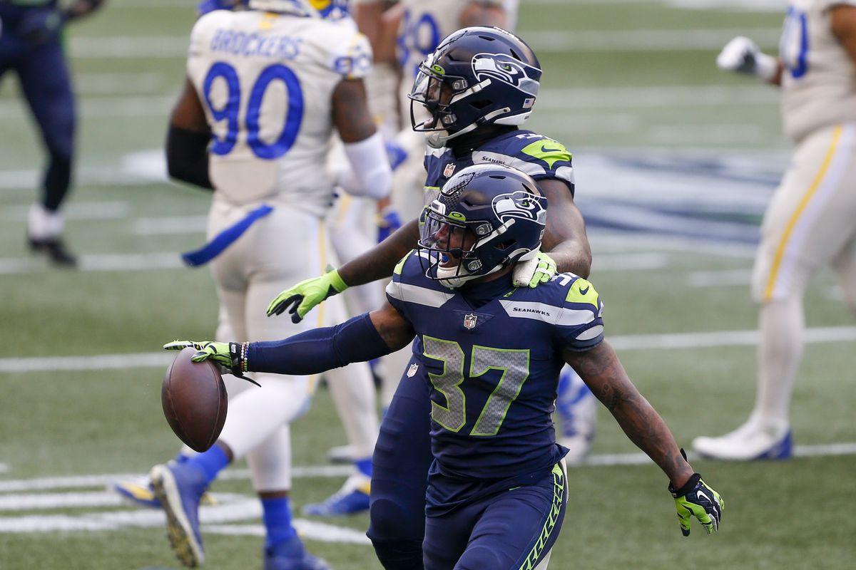 NFL: Los Angeles Rams at Seattle Seahawks