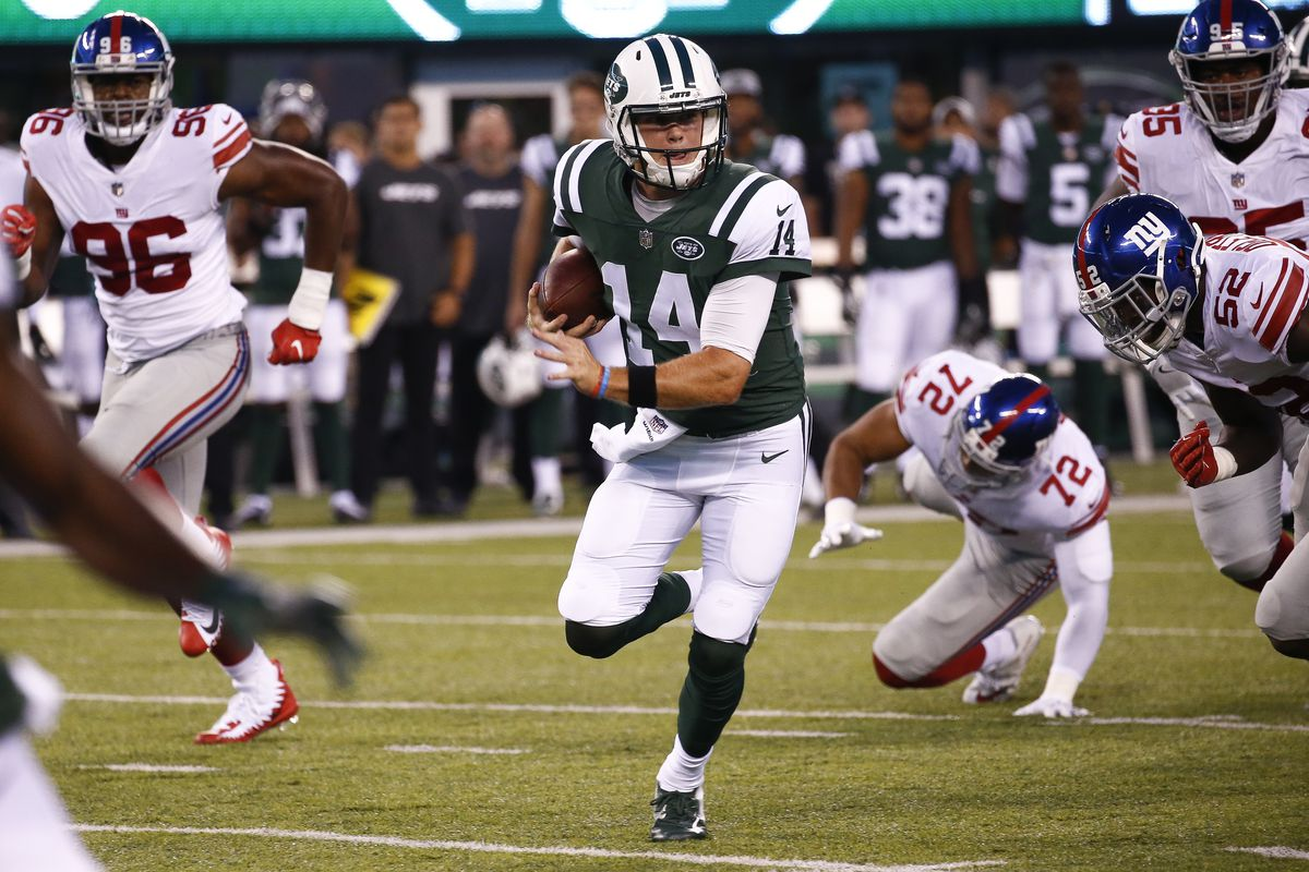 New York Giants v New York Jets