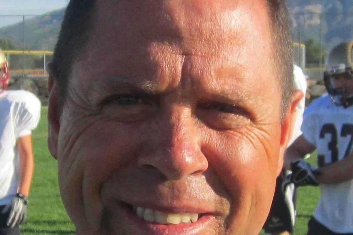 Coach Tony McGeary