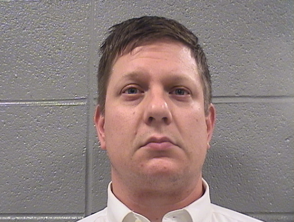 Chicago Police Officer Jason Van Dyke's mugshot taken after he was found guilty in the Laquan McDonald shooting. | Provided photo