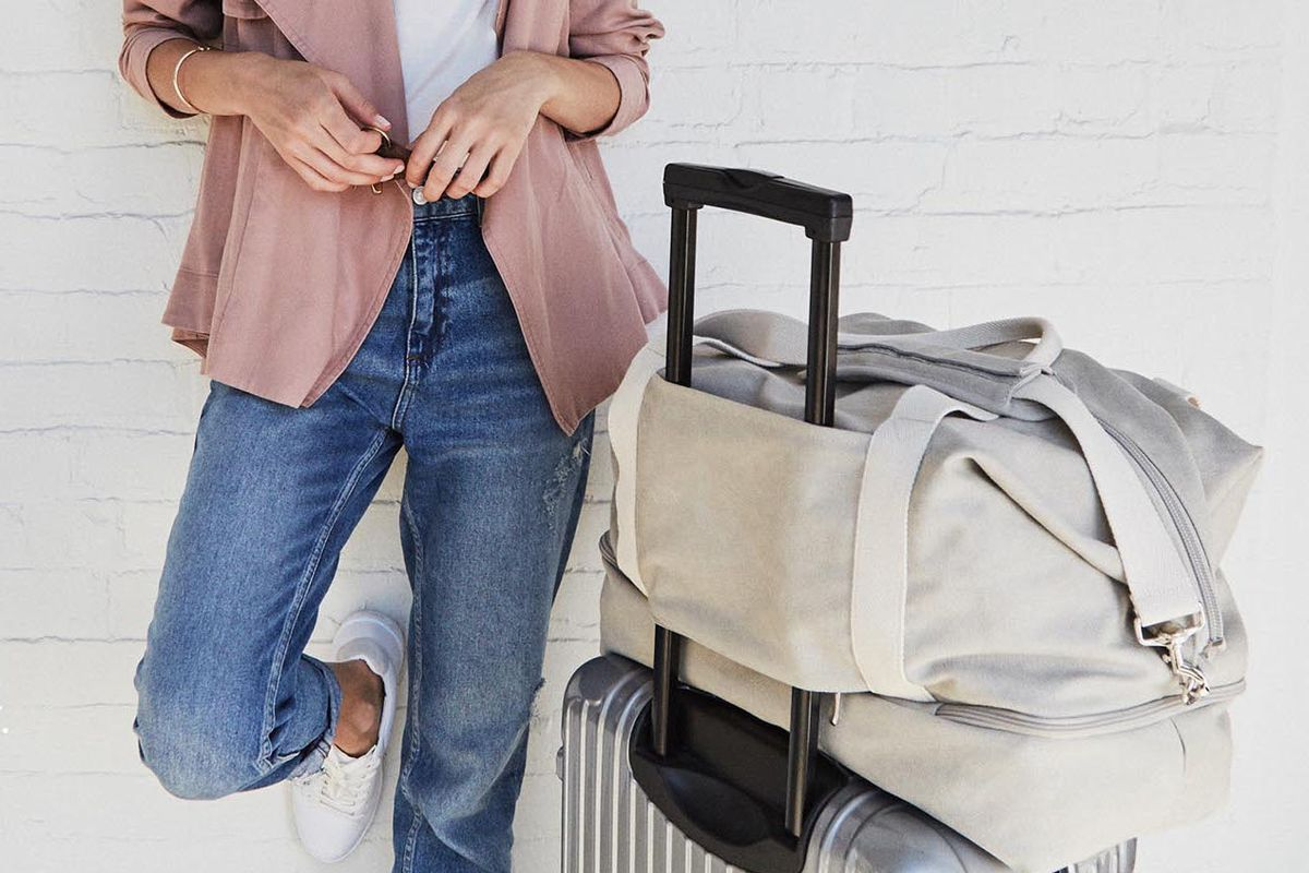 535b640a0a49 This Is the Absolute Best Weekender Bag - Racked