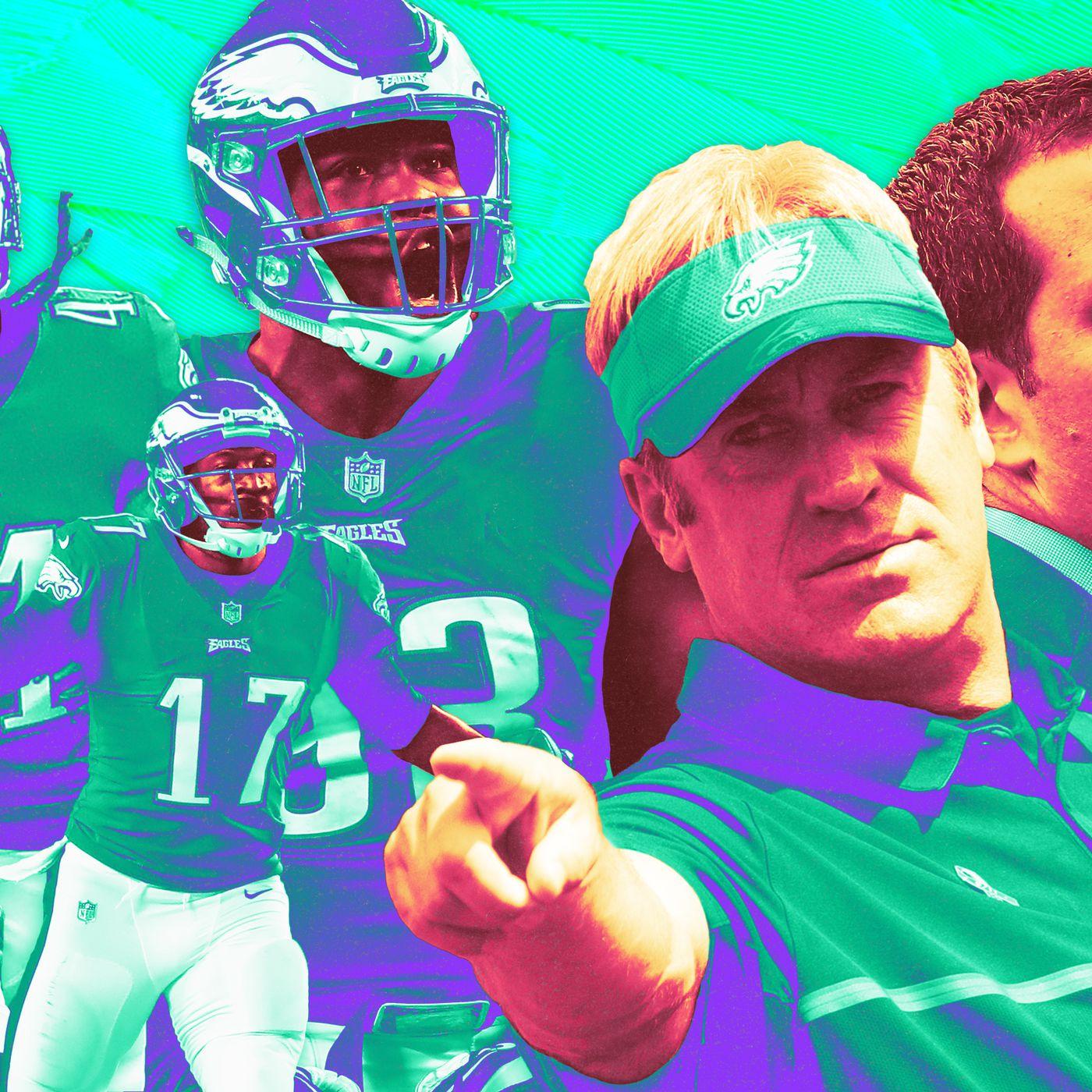 17ff61135dd Philadelphia's Football Revolution: How a Cultural Shift Explains the Eagles'  Rise