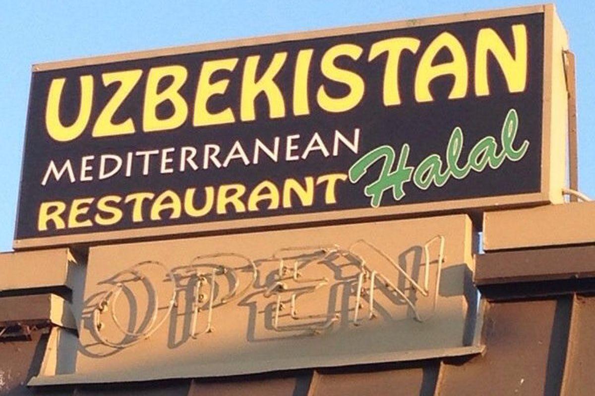 Restaurant Uzbekistan