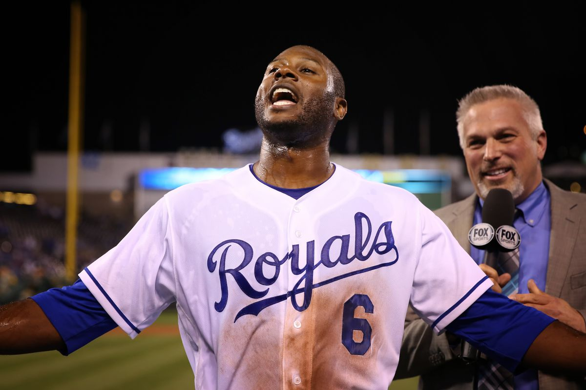 MLB: APR 13 Athletics at Royals