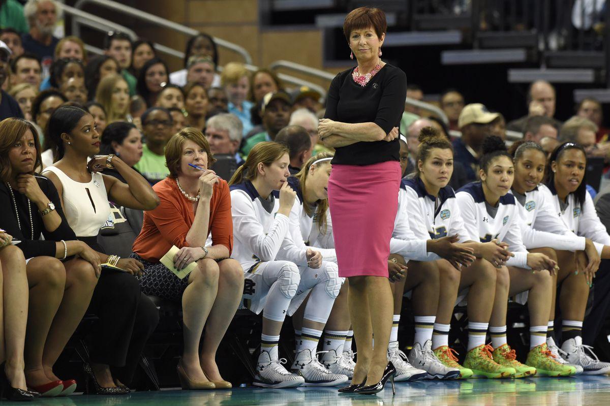 NCAA Womens Basketball: Final Four-South Carolina vs Notre Dame