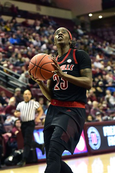 COLLEGE BASKETBALL: JAN 24 Women's Louisville at Florida State