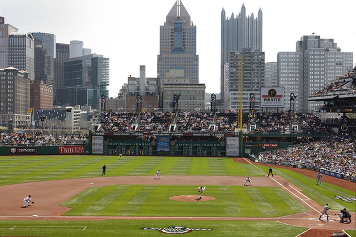 Also, one of America's most underrated skylines. (Photo by Gregory Shamus/Getty Images)