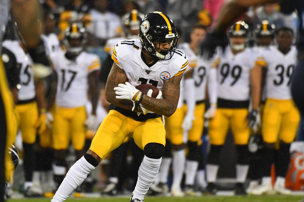 sports shoes db7c1 00f14 Donte Moncrief inactive for Steelers vs. 49ers in NFL Week 3 ...