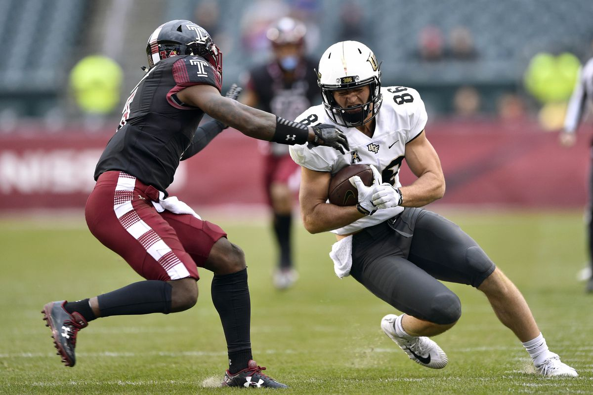 NCAA Football: Central Florida at Temple