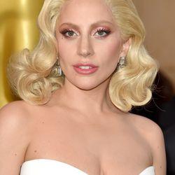 Lady Gaga wearing Lorraine Schwartz diamond earrings reportedly valued at $8 million