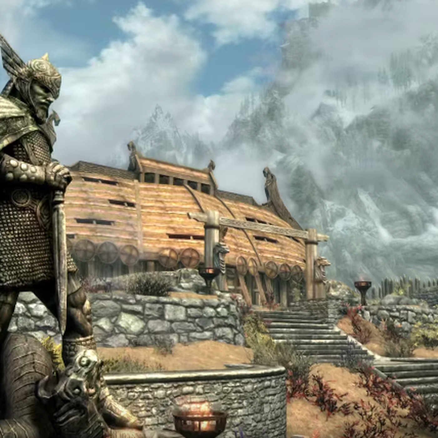 skyrim special edition mod download slow