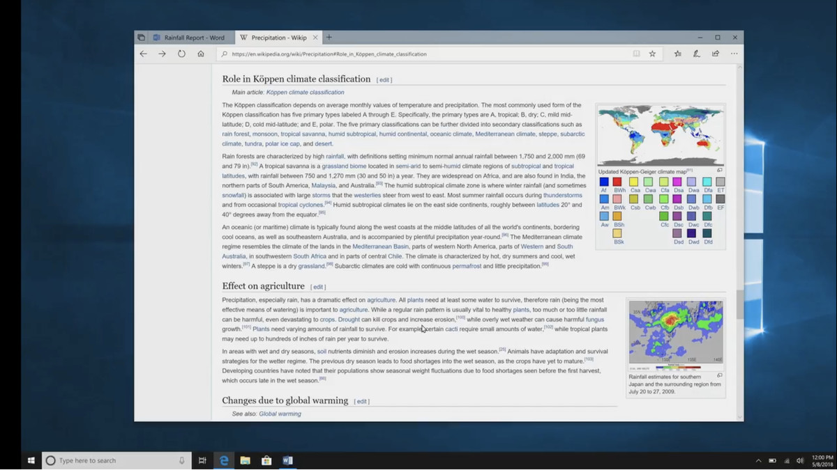 Windows 10 Sets will use tabs to bridge the gap between apps and