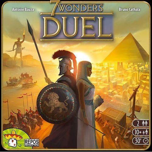 Box art for 7 Wonders Duel