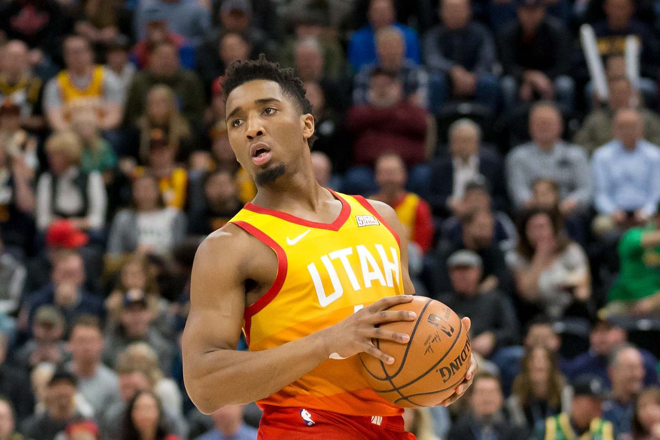 usa today 12035908.0 - Jazz favorites on Wednesday NBA odds hosting Nuggets