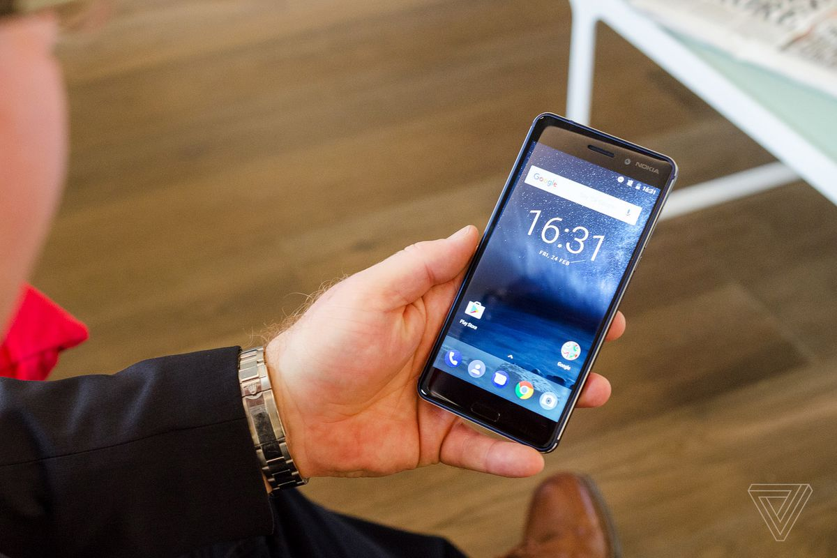 Nokia Is Back From The Dead With A Trio Of Pure Android Phones The Verge
