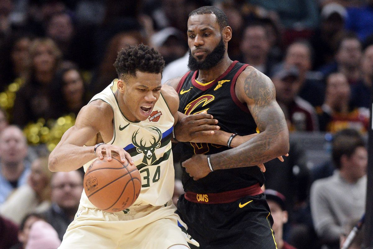 Non-Cavs we love: Giannis Antetokounmpo, a perfect fit for the 2009 Cavs