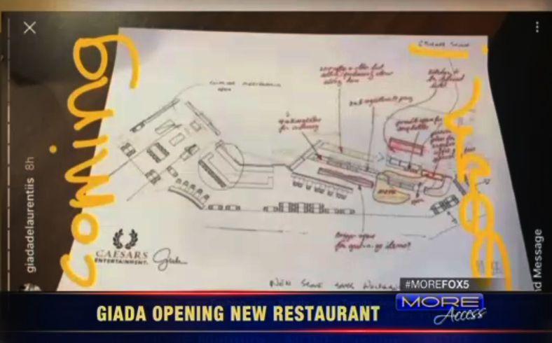 Plans for future Giada restaurant More Access FOX5 KVVU-TV
