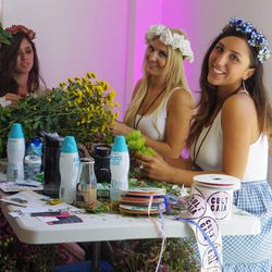 The lovely ladies of Cult Gaia (including the owner herself, Jasmin Larian, on the right).