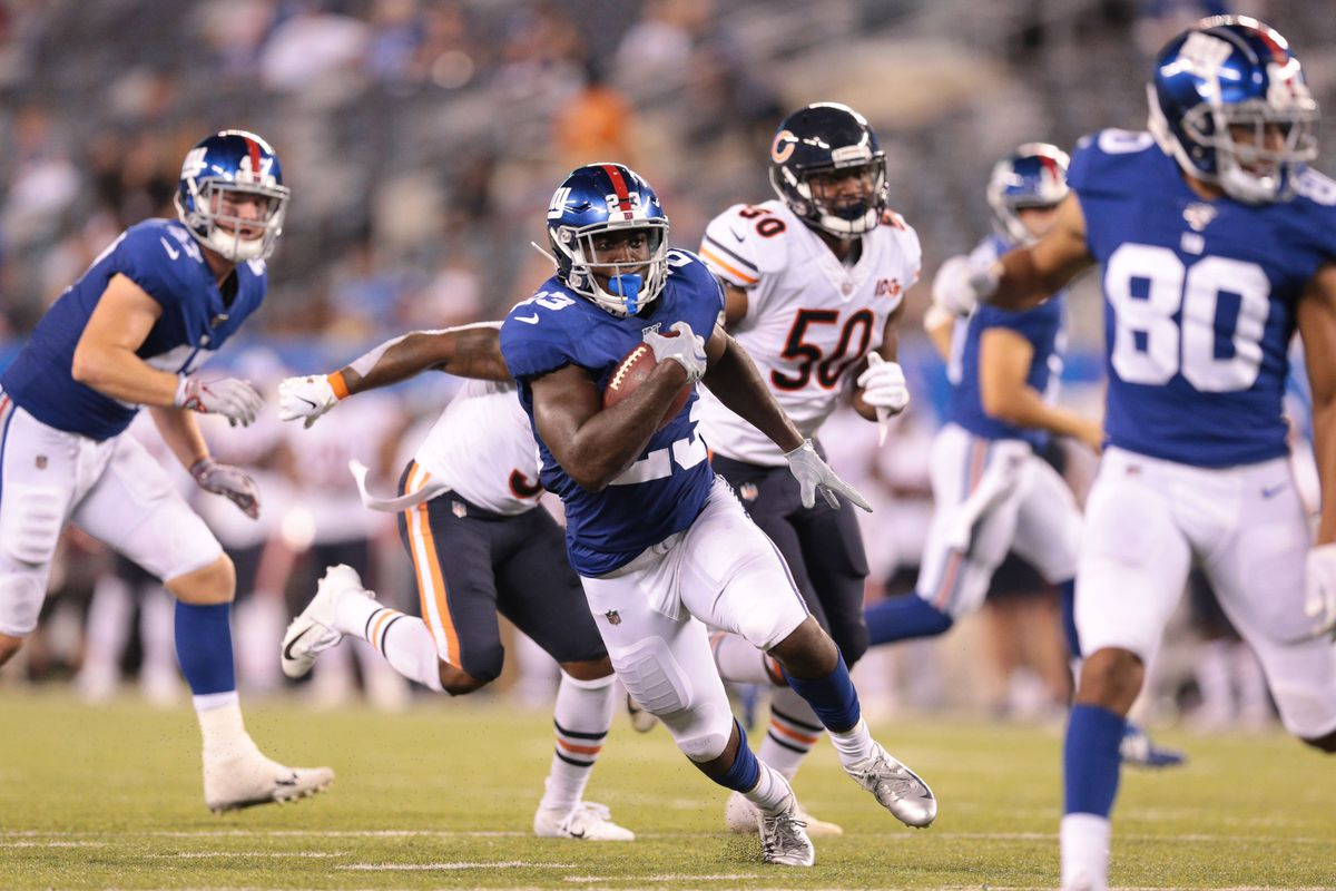866d5f89 Giants at Bengals: 5 things to watch Thursday night - Big Blue View