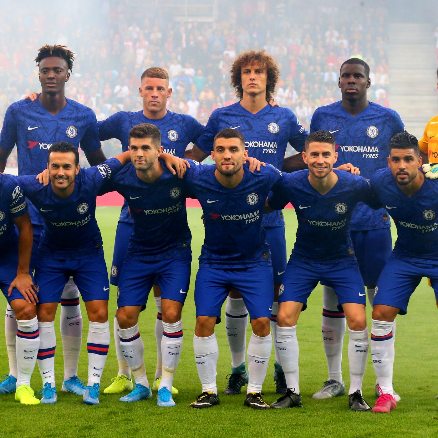 huge discount 26938 c54f0 Chelsea confirm 2019-20 shirt numbers - We Ain't Got No History