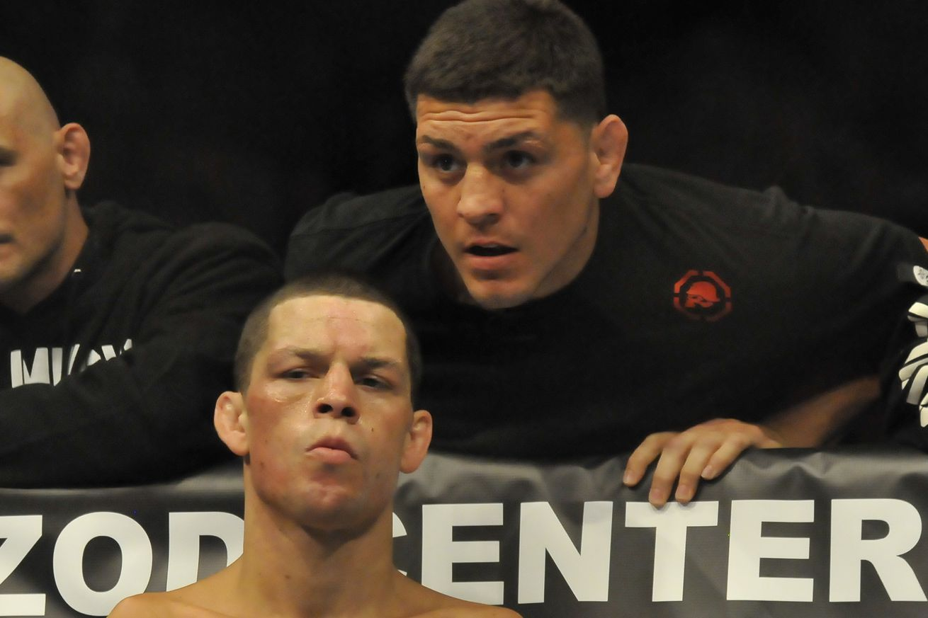 UFC on FOX: Diaz v Miller 5-5-2012