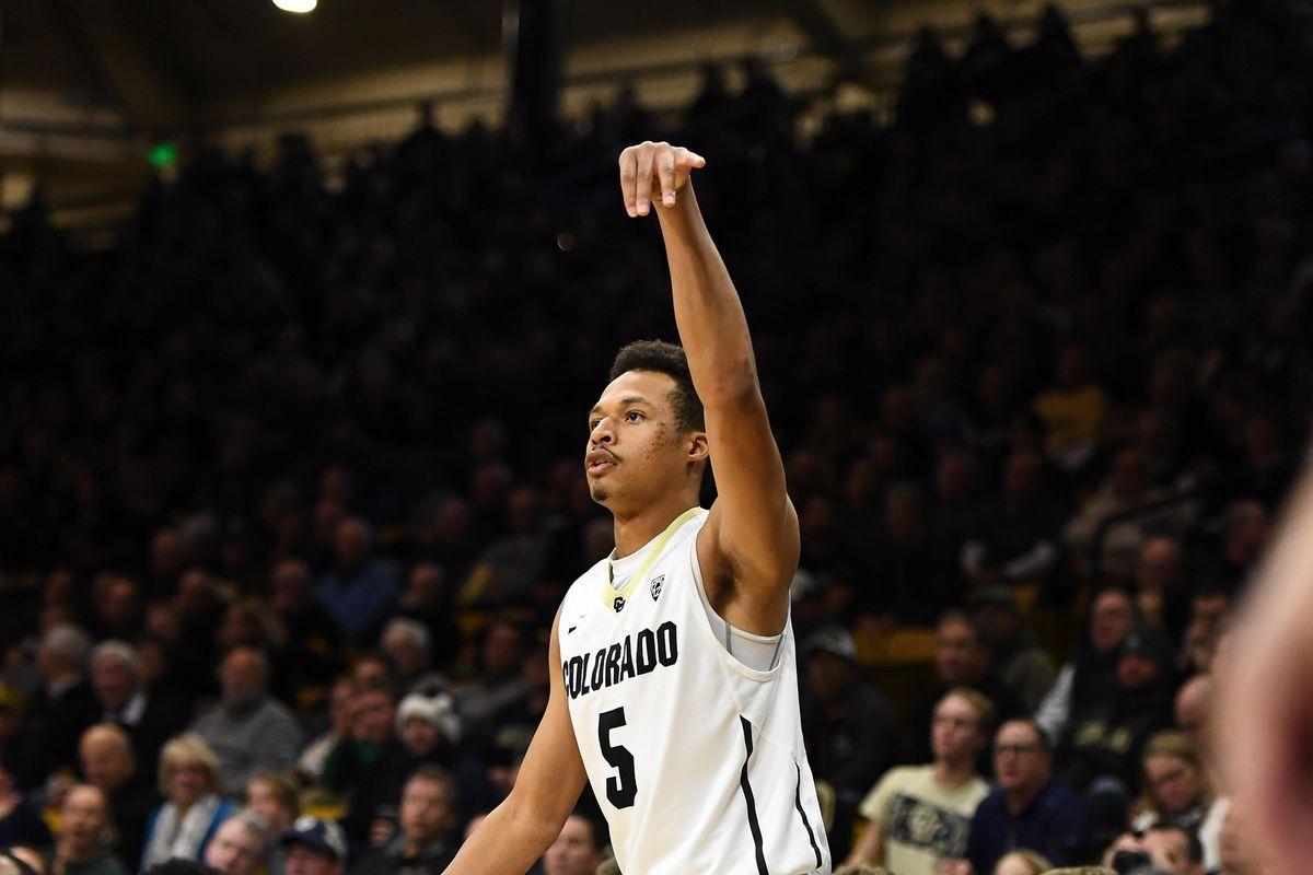 NCAA Basketball: Xavier at Colorado