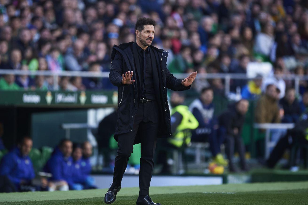 Win or lose, Atlético?s tie against Juventus will reverberate