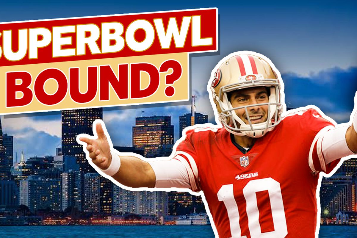 49ers news: How Jimmy Garoppolo can carry the 49ers to the Super Bowl