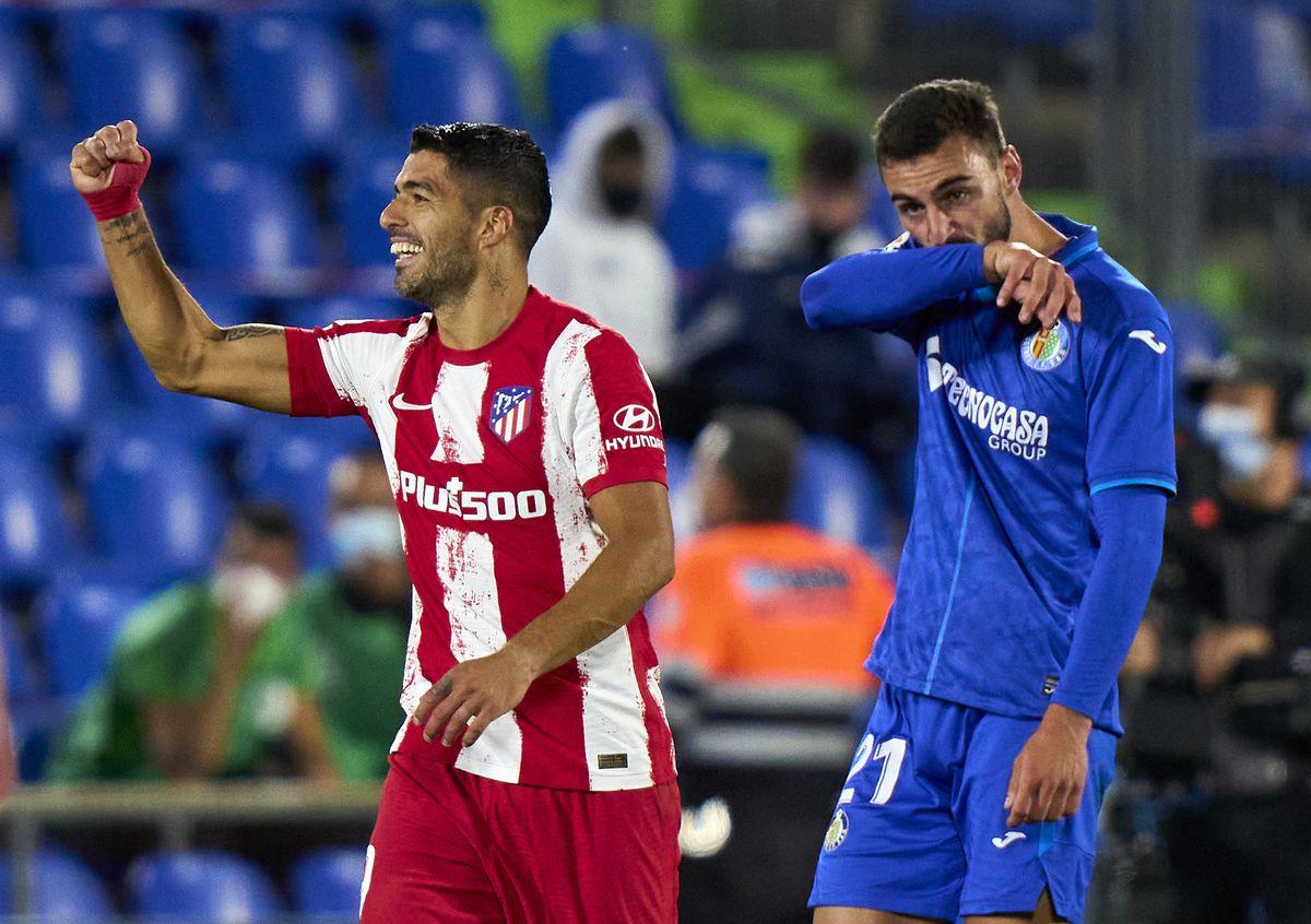 Getafe CF v Club Atletico de Madrid - La Liga Santander