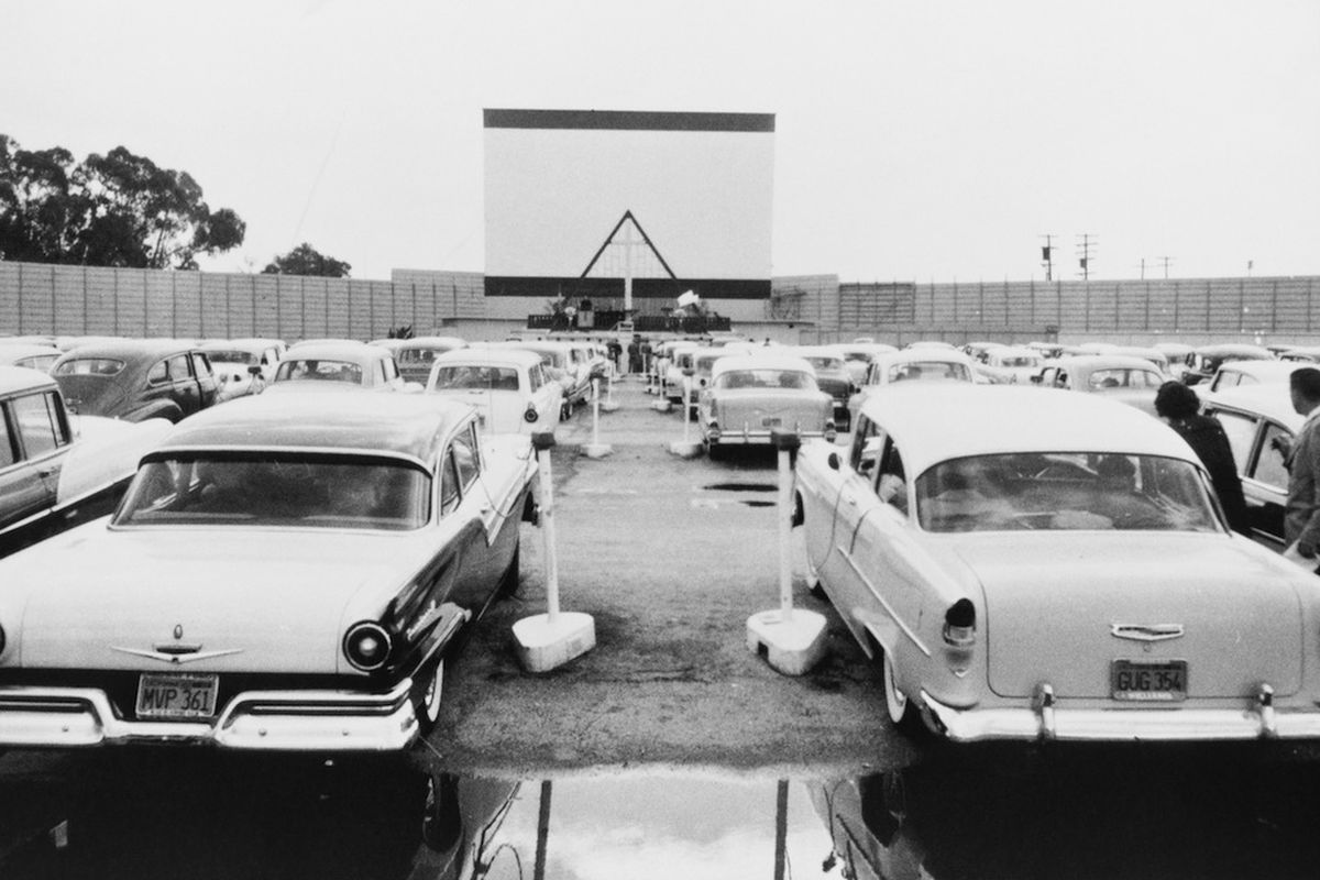 Honda tries to save drive-in theaters by donating digital ...