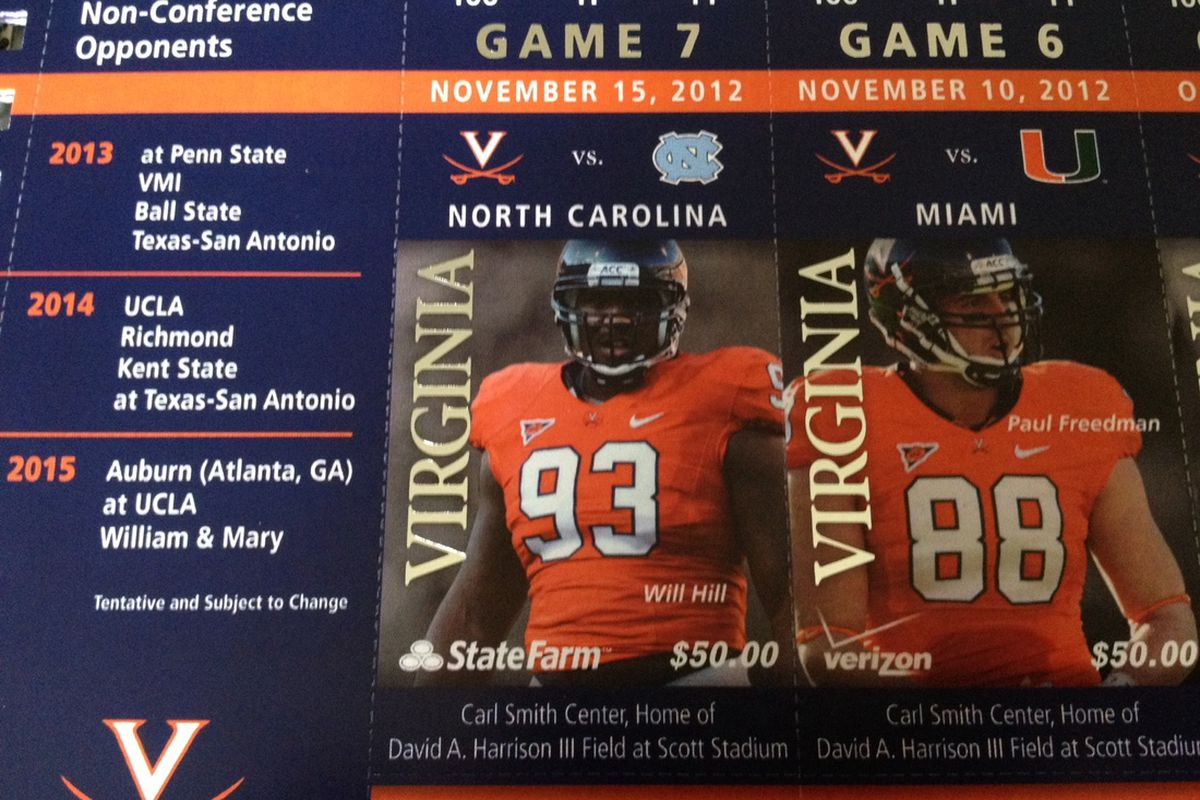 2015 Chick-Fil-A Kickoff Game to Feature Virginia and Auburn