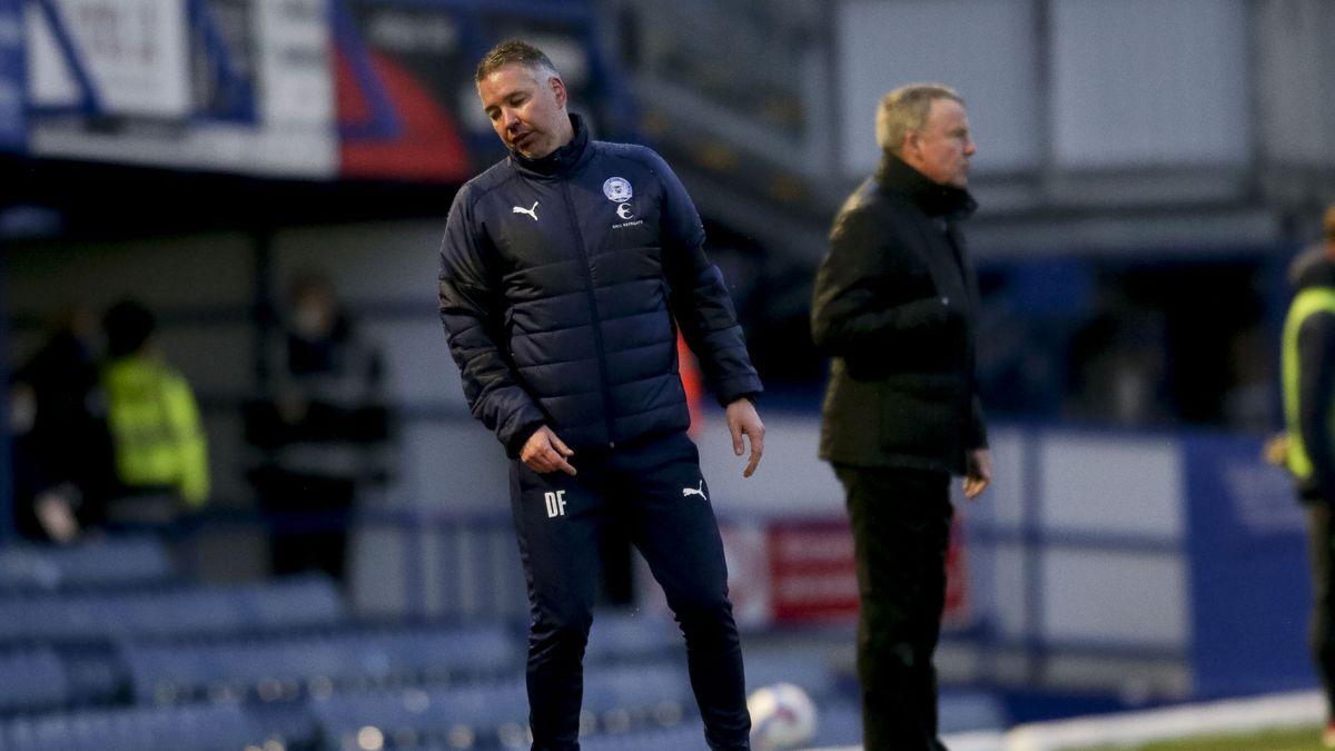 Portsmouth v Peterborough United - Sky Bet League One